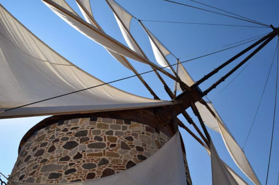 moinho de vento kos grecia 3