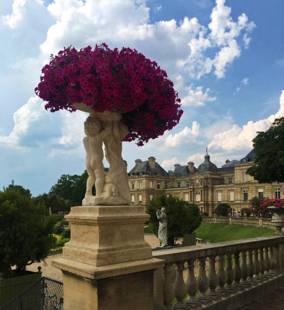 o que fazer em paris luxemburgo jardins