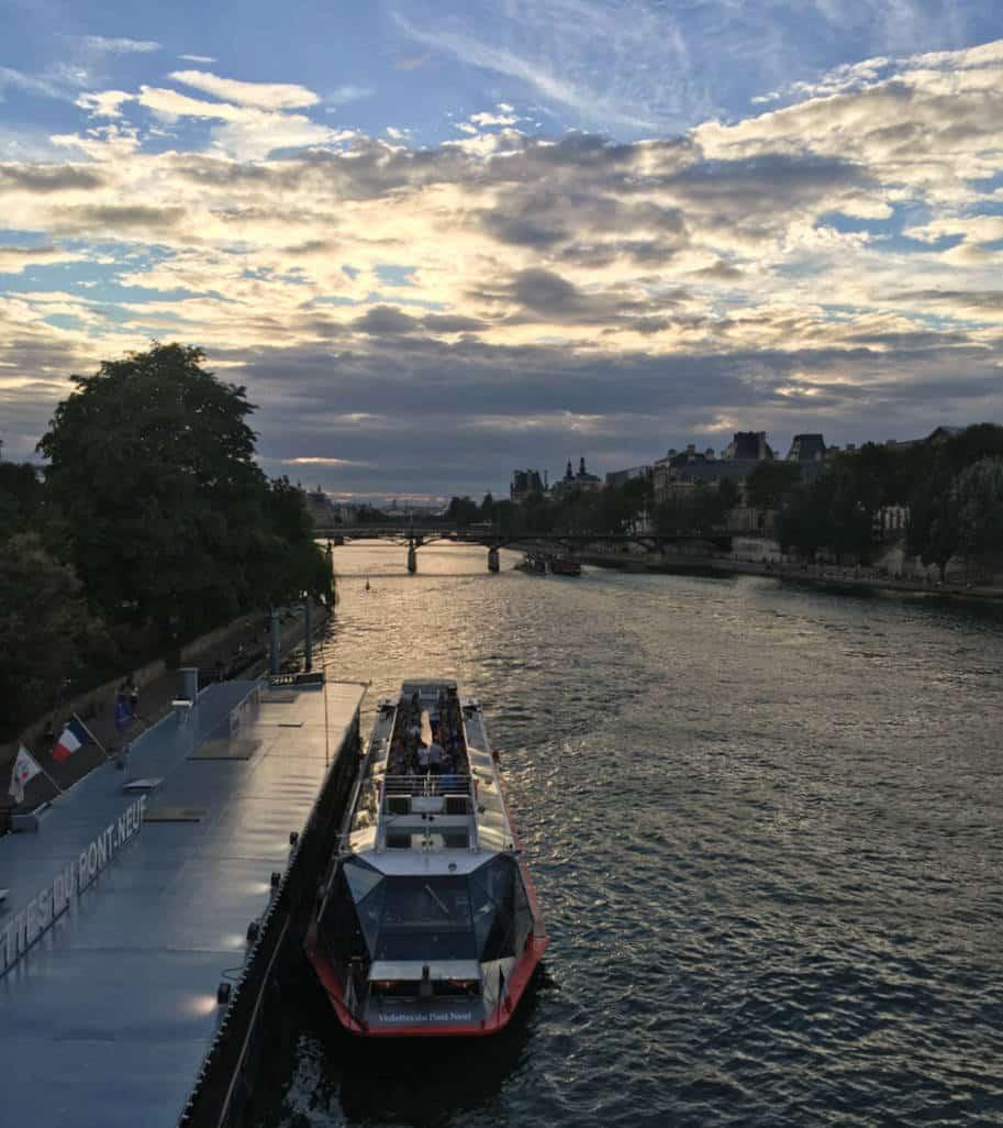 o que fazer em paris rio sena
