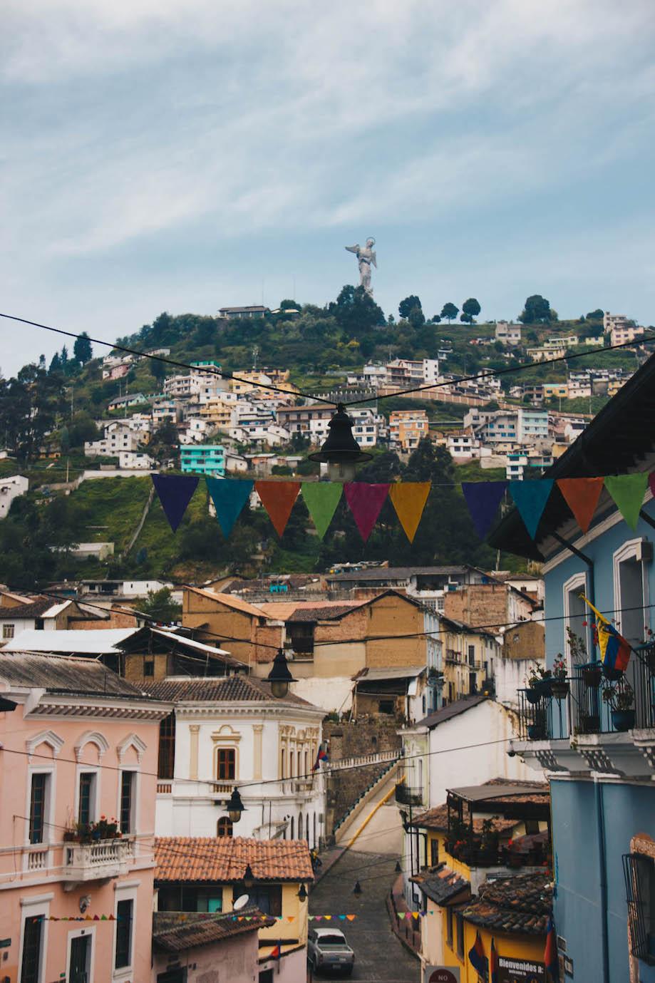 O que fazer em Quito: Panecillo