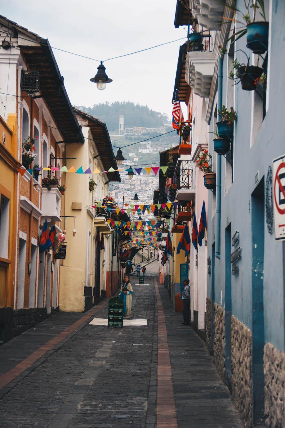 O que fazer em Quito: centro histórico