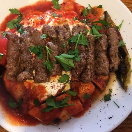 onde comer em bodrum kebab