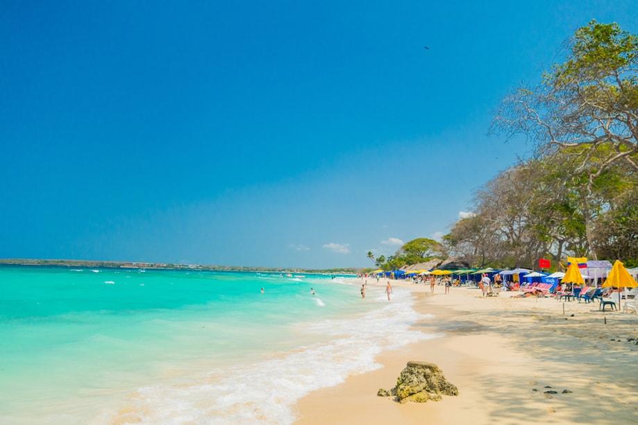 Onde ficar nas Ilhas do Rosário: Ilha Barú