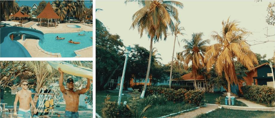Onde ficar nas Ilhas do Rosário - Paraíso Secreto