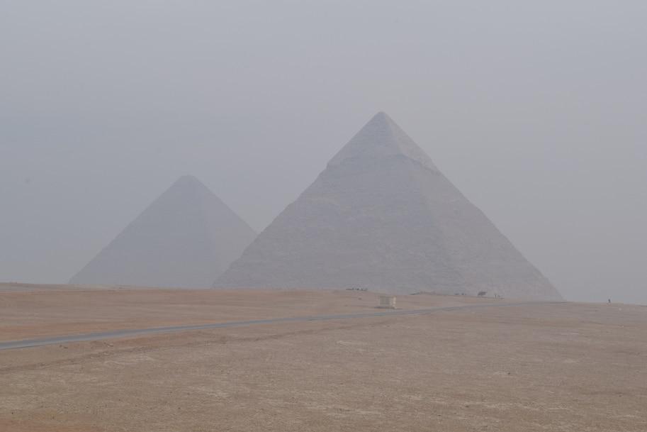 7 maravilhas do mundo piramide