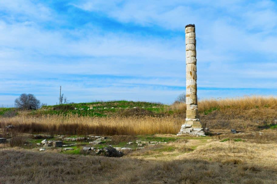 7 maravilhas do mundo templo de artemis