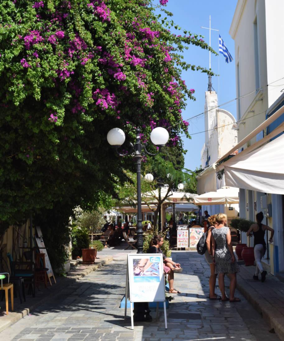 Ilha de Cos Grecia Kos Town