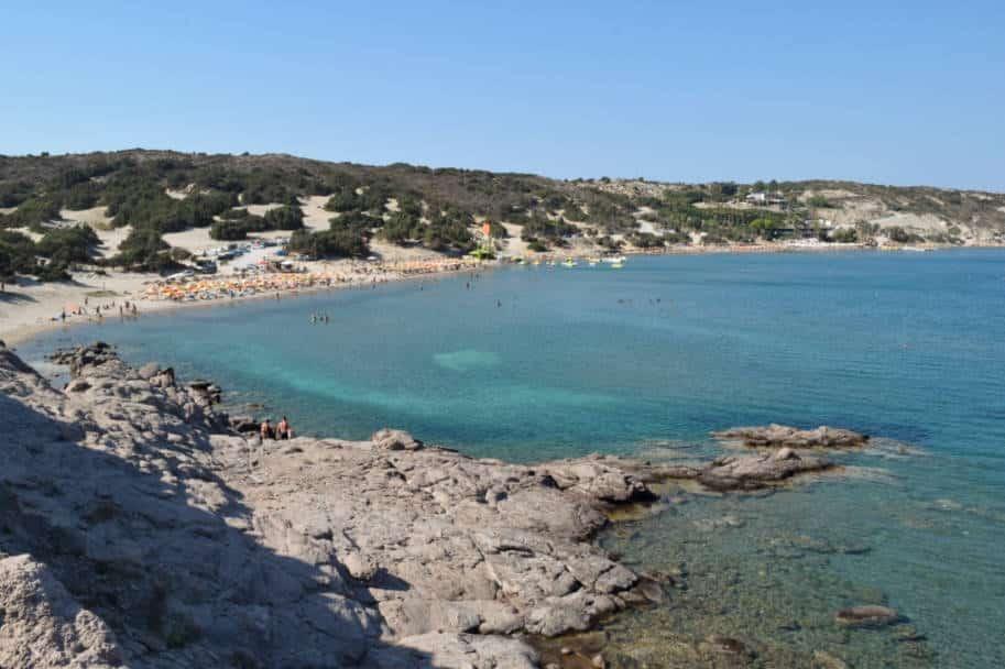 Ilha de Cos Grecia paradise beach