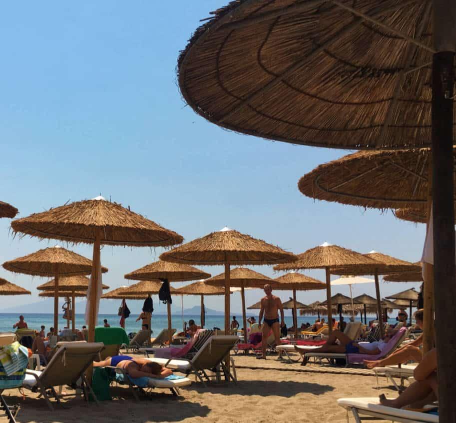 Ilha de Cos Grecia praia kardamena