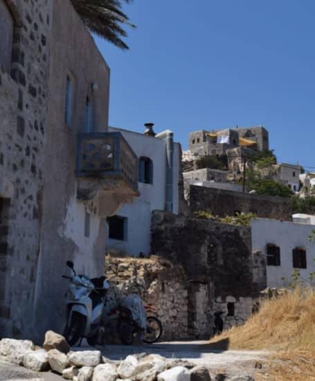 Ilha de Nisyros Grecia emporios