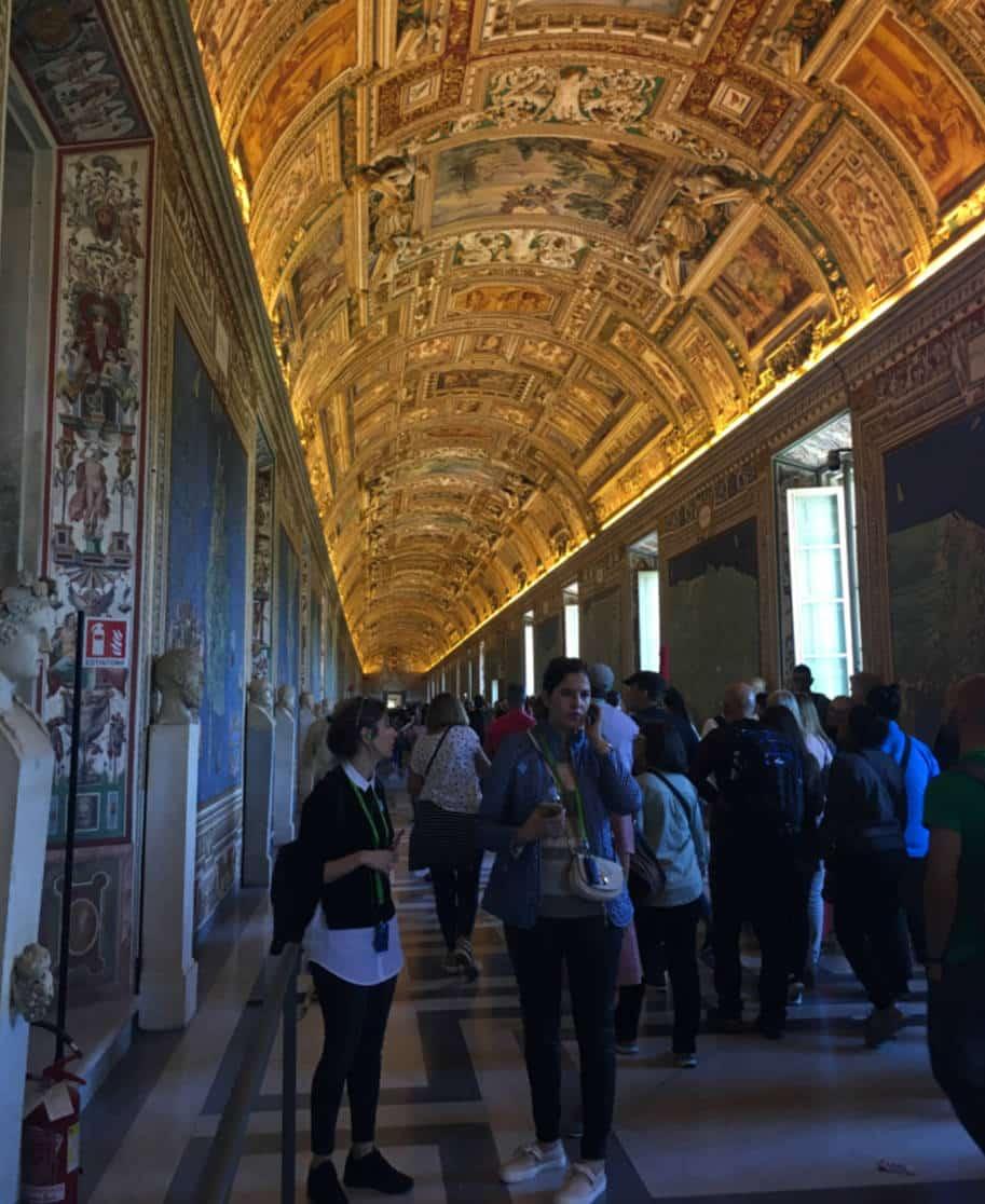 Museus do Vaticano em Roma