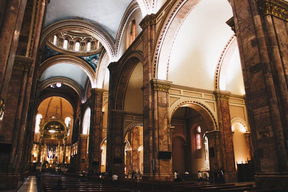 O que fazer em Cueca - Catedral