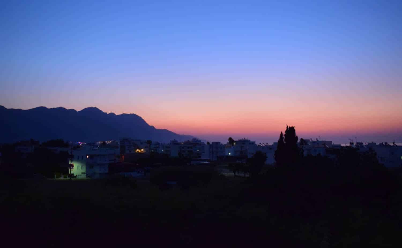 slide nascer do sol ilha de cos grecia