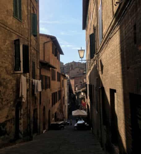 Siena Italia o que fazer cidade