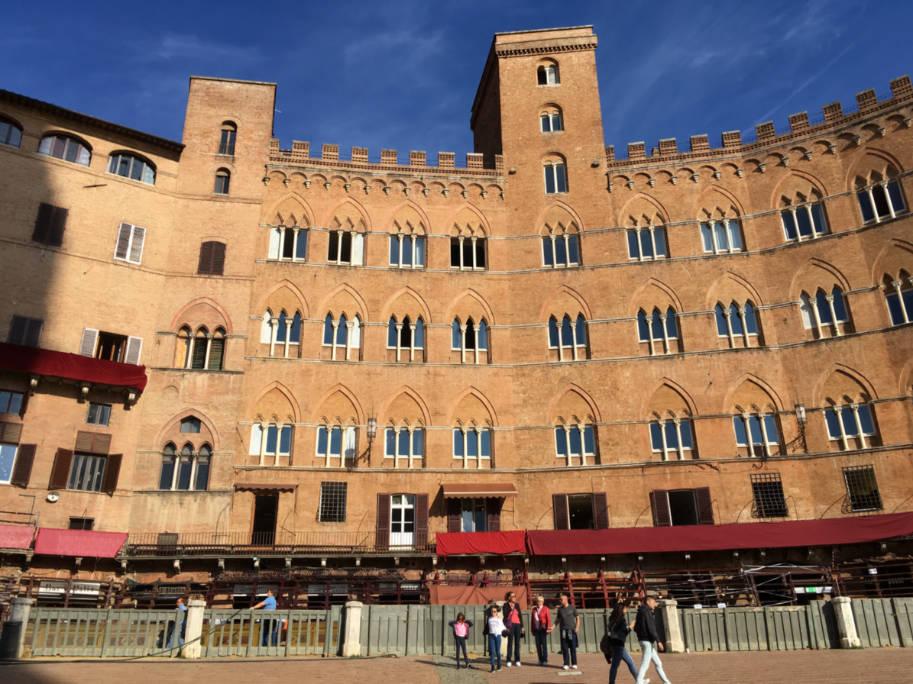 Siena Italia o que fazer palio di siena