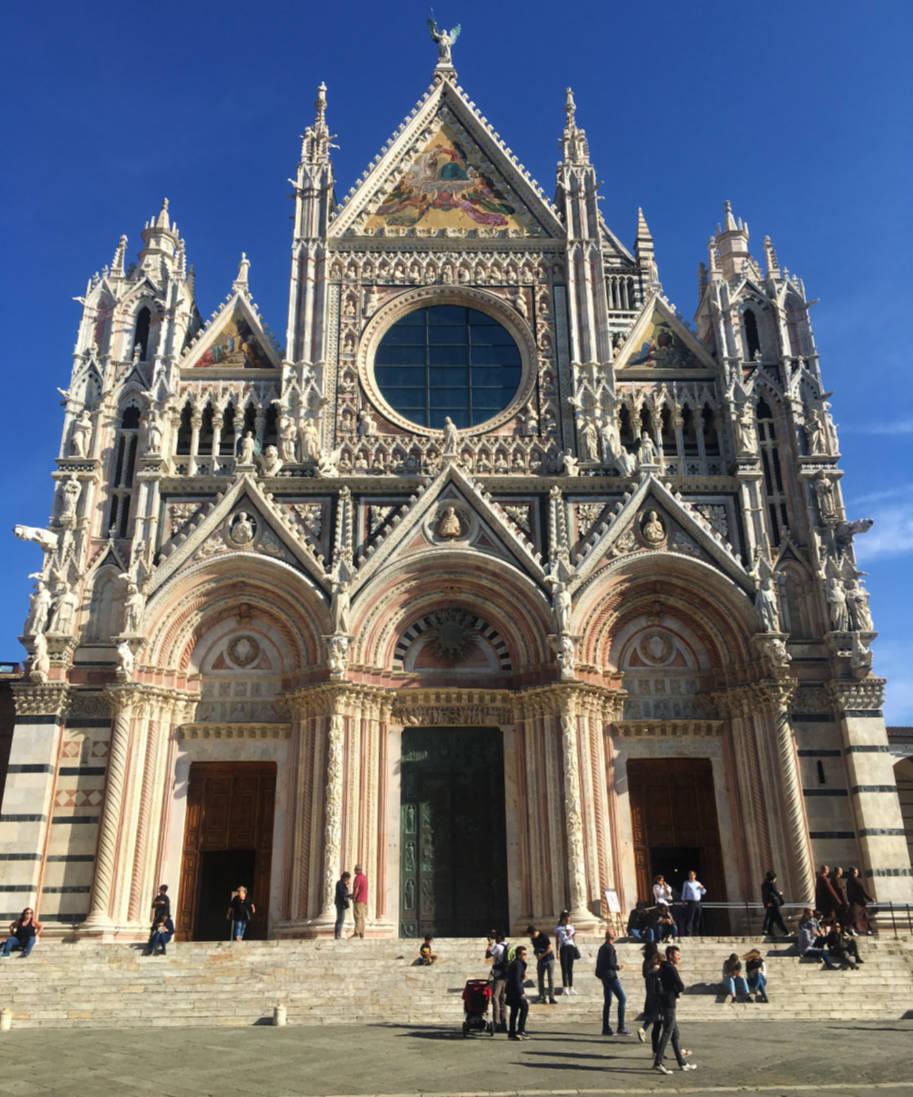 Siena Italia o que fazer santa maria della assunta