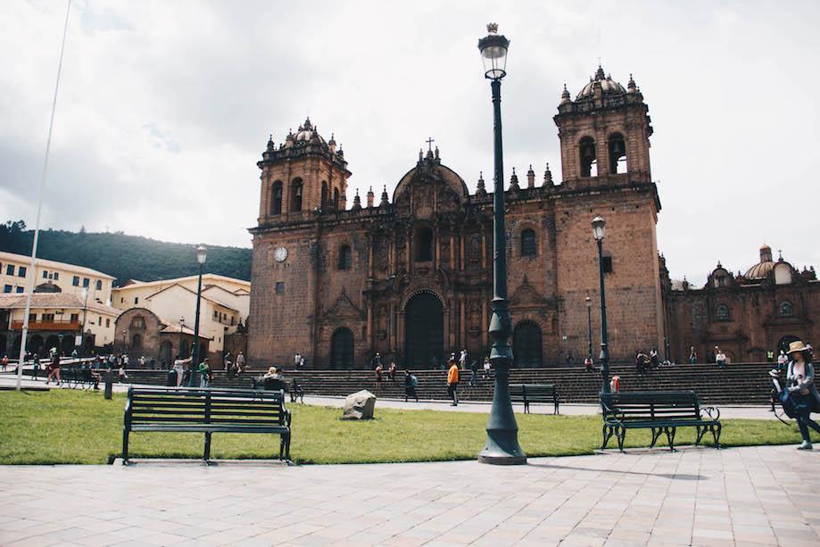 O que fazer em Cusco - Plaza de Armas