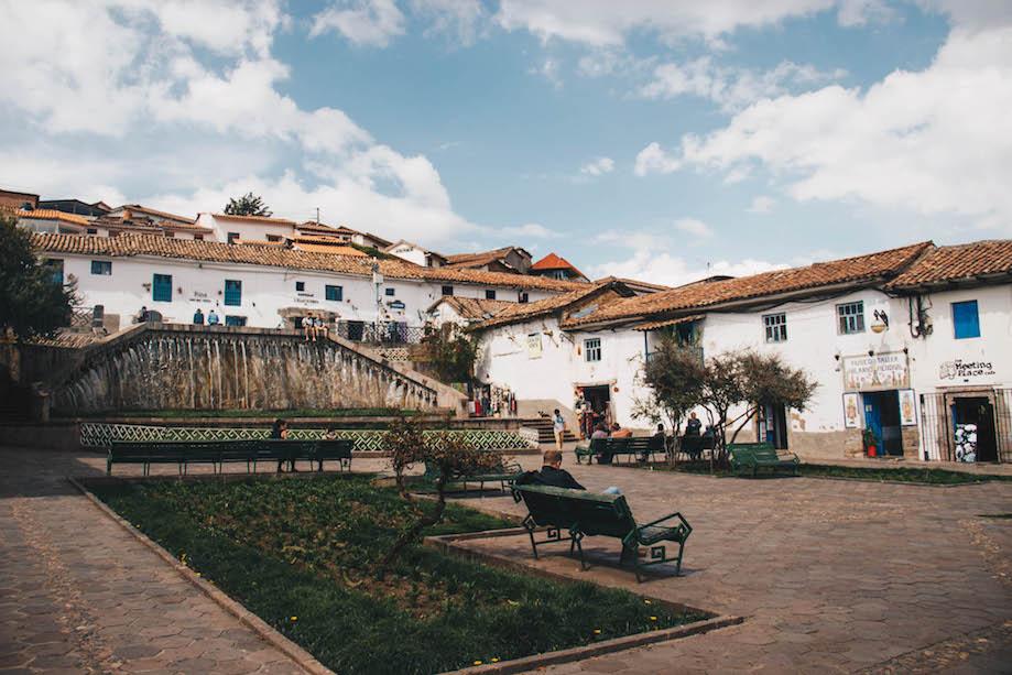 O que fazer em Cusco - San Blás