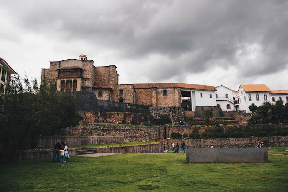 O que fazer em Cusco - Templo do Sol