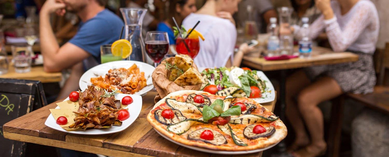 Restaurantes em Roma: 12 dicas de onde comer lá