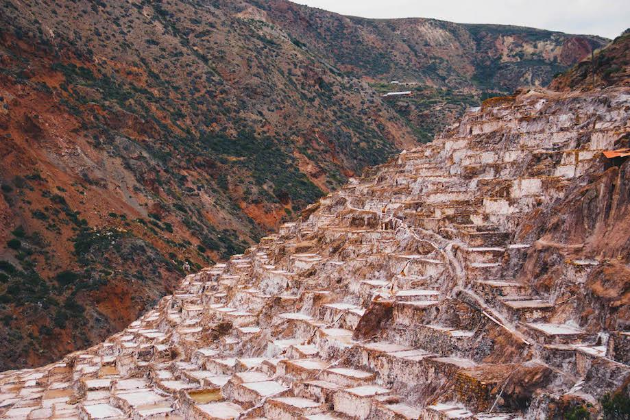 Salinas de Maras, Peru