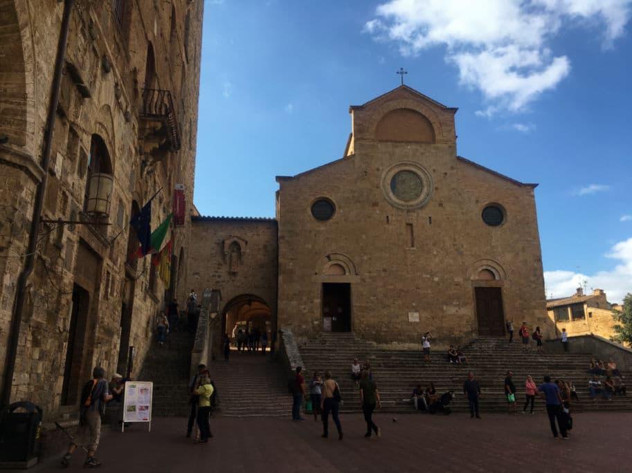 san gimignano italia igreja duomo