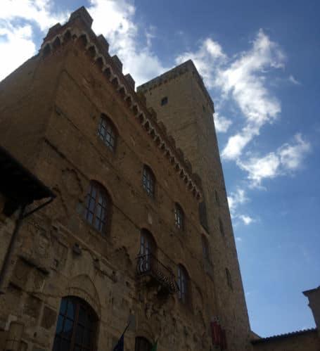 san gimignano italia palacio torre