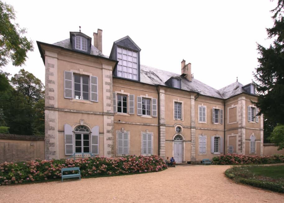 Nohant propriedade de George Sand na Franca