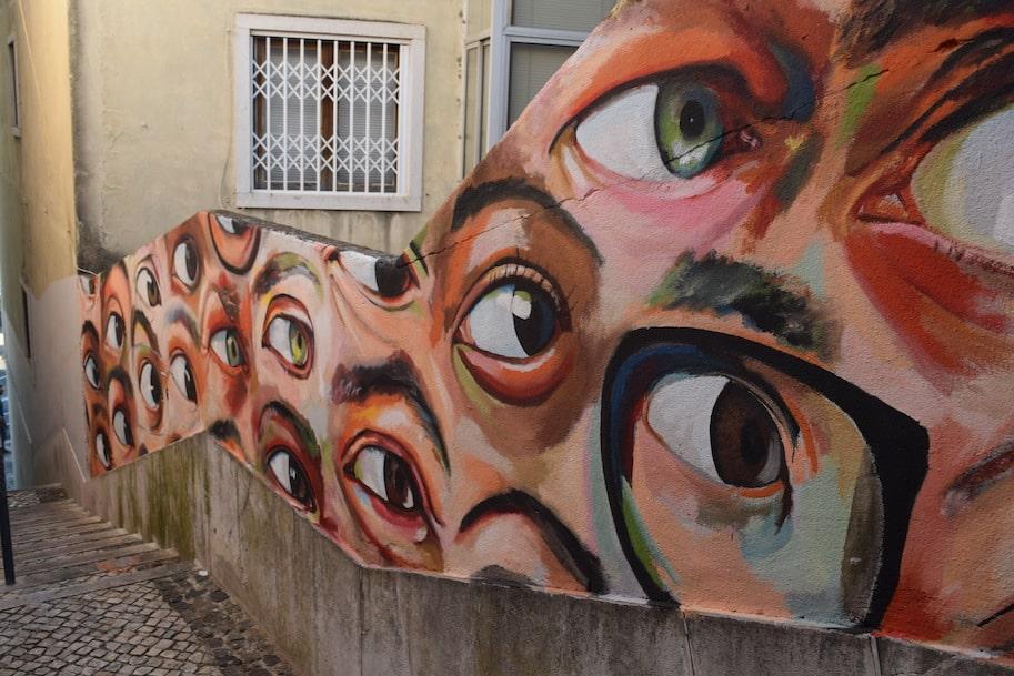 lisboa grafite