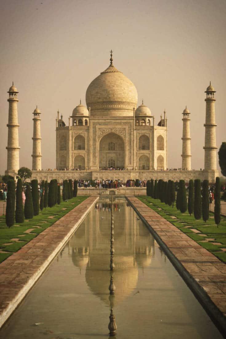 melhores lugares para viajar barato índia