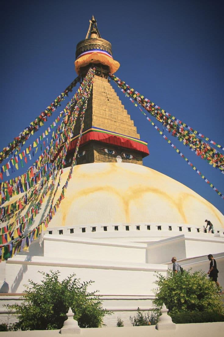 melhores lugares para viajar barato nepal