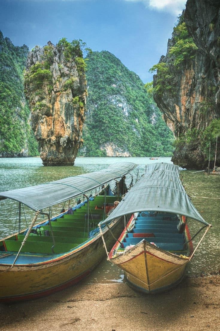 melhores lugares para viajar barato tailândia 2