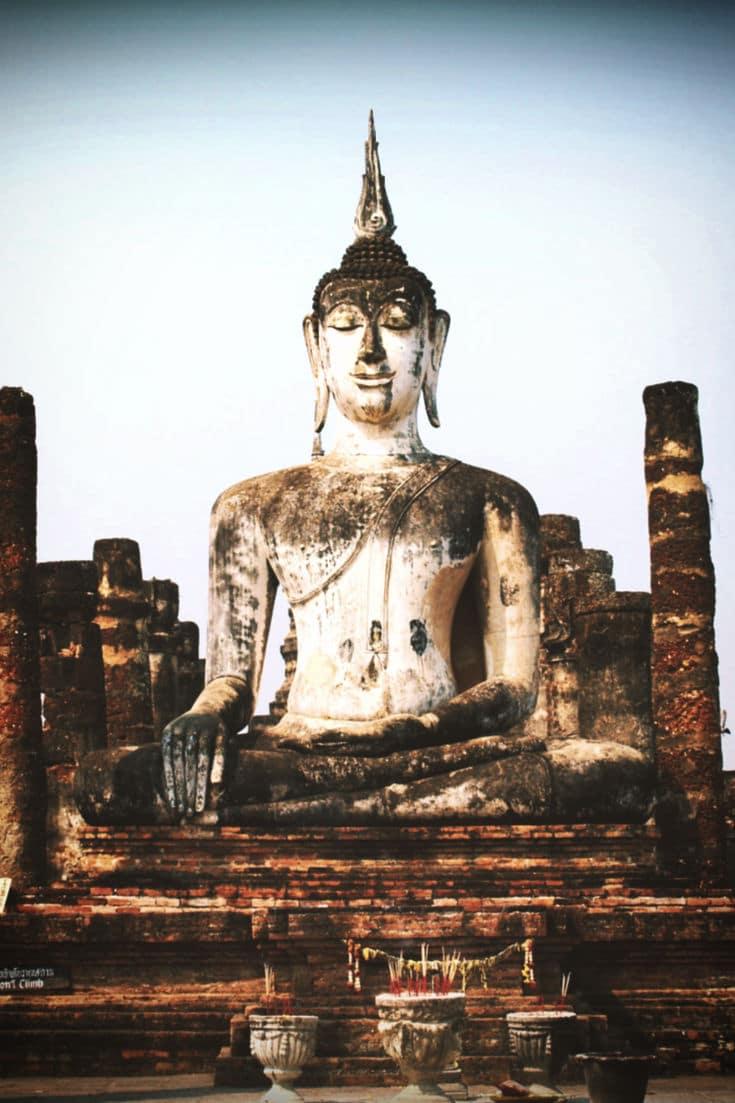 melhores lugares para viajar barato tailândia