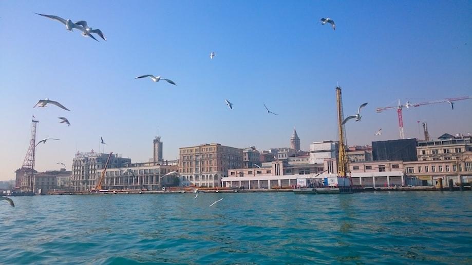 O que fazer em Istambul - Canal de Bósforo