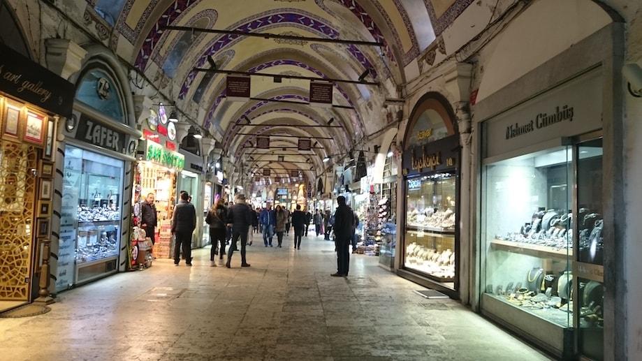 O que fazer em Istambul - Grand Bazar