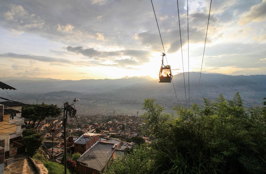 Roteiros de Viagem pela Colômbia