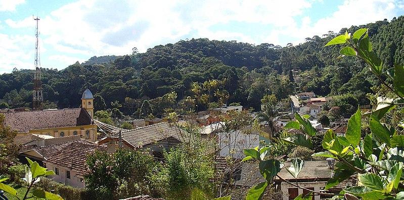 Santo Antônio do Pinhal, cidades perto de são paulo