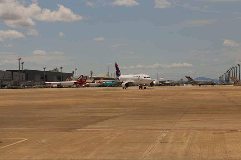 aeroporto de confins