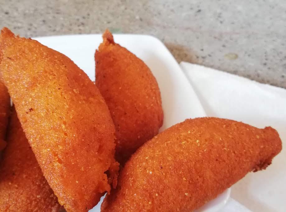 Conceição do Mato Dentro: pastel de angu