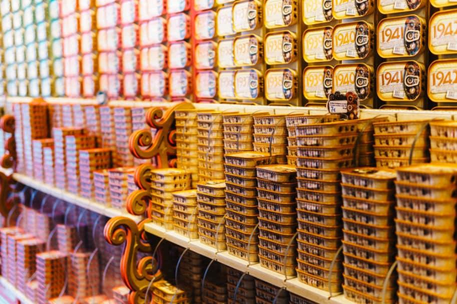 latas conservaria portuguesa