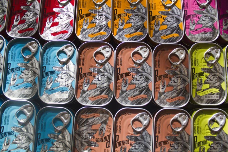 latas de atum e sardinha em portugal