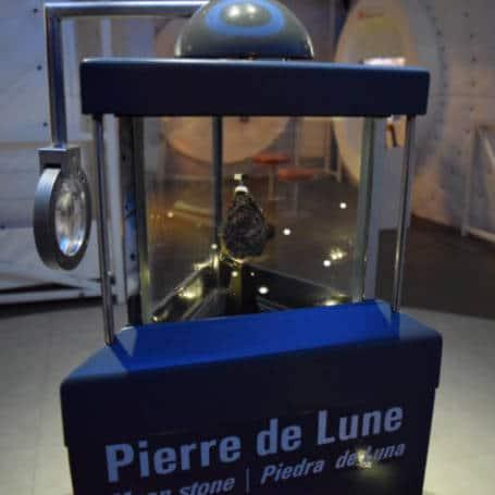 Cite Le Espace Pedra da Lua Toulouse Franca
