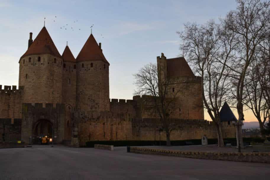 carcassonne franca