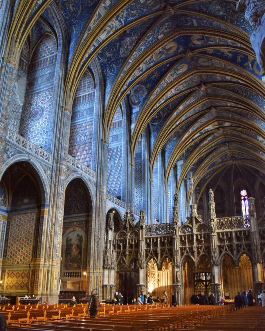 catedral de albi na franca