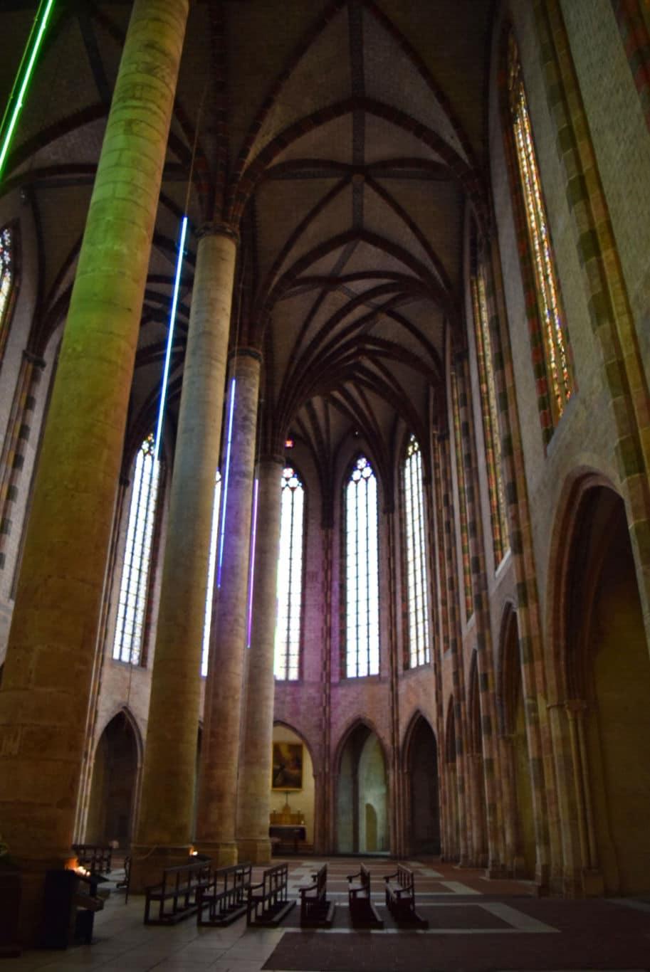 convento dos jacobinos toulouse franca