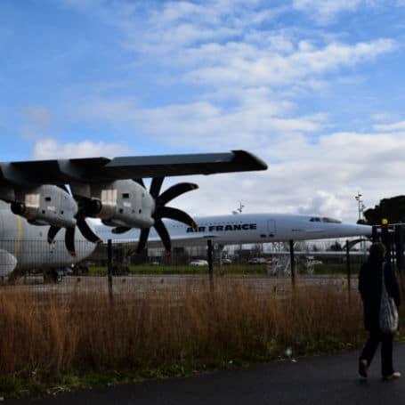 fabrica da airbus toulouse franca