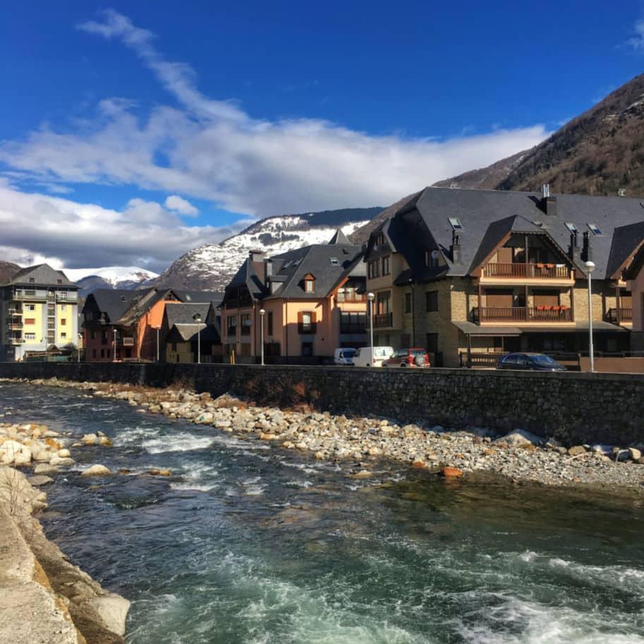 les vila pirineus montanhas