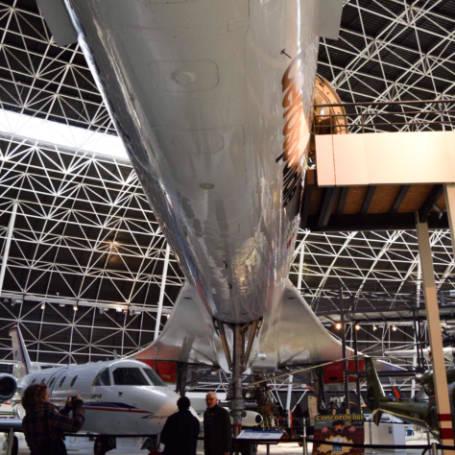 museu aeroscopia concorde Toulouse Franca