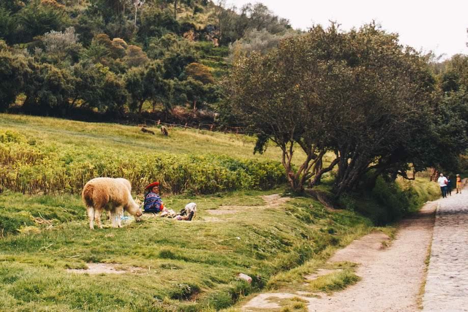 Viagem pela América Latina: Cusco, Peru