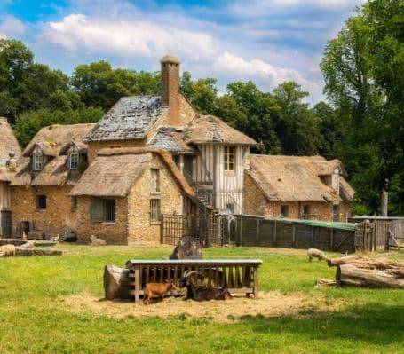 aldeia da rainha palacio de versailles